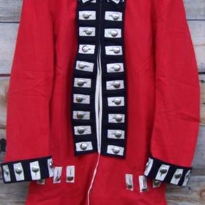 British Coat 1